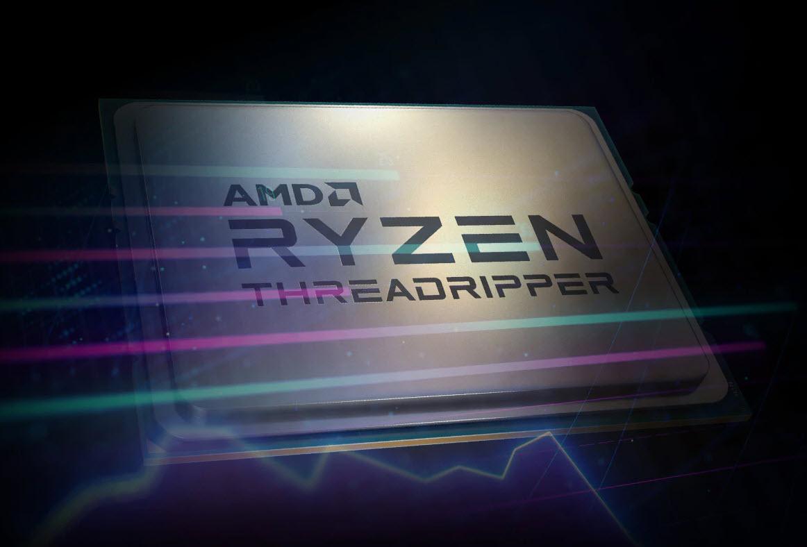 ลือ!! ภาพหลุดซีพียู AMD Ryzen Threadripper 3990X ตัวท๊อปรุ่นใหม่ล่าสุดกับจำนวนคอร์มากถึง 64C/128T กันเลยทีเดียว
