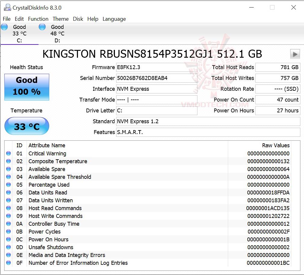 disk-info