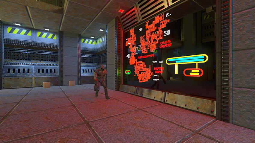 quake ii rtx update v1 2 001 v1 2 850px Nvidia ปล่อยอัพเดทเกมส์ Quake II RTX version 1.2 พร้อมอัพเดทไดร์เวอร์ GeForce Game Ready 441.41 WHQL driver รุ่นใหม่ล่าสุด
