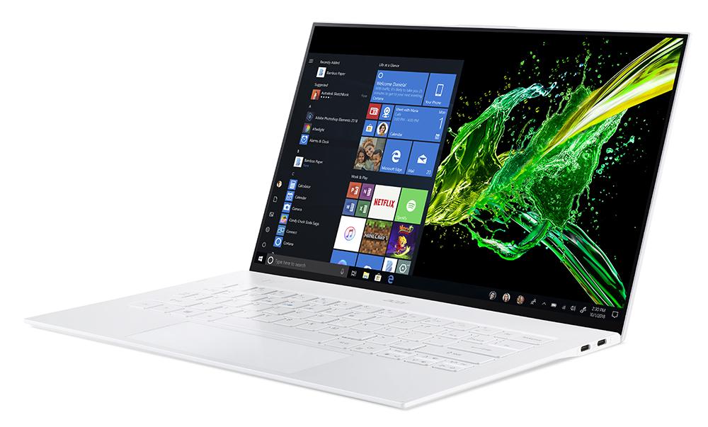 Acer เปิดตัวผลิตภัณฑ์ใหม่ส่งท้ายปีด้วยโน้ตบุ๊ค Acer Swift 3, Acer Swift 5, Acer Swift 7 , Acer Aspire 3 , ออลอินวันพีซี Acer AIO C22 รุ่นใหม่ล่าสุด