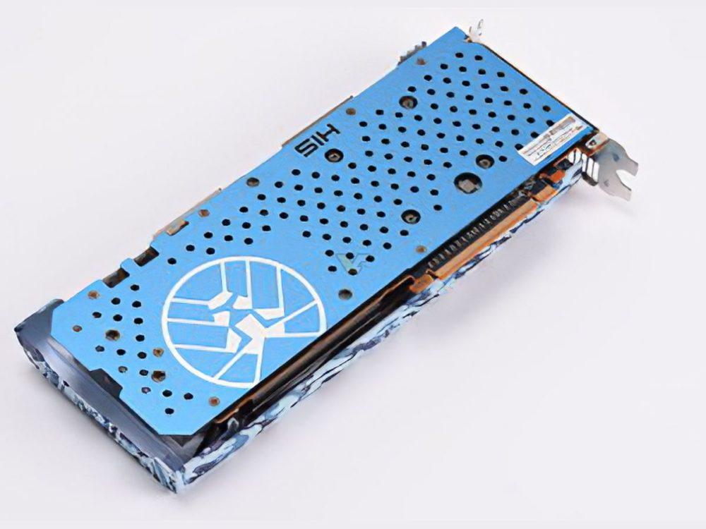 his radeon rx 5700 blue army 2 1000x750 HIS เปิดตัวการ์ดจอลายพรางสุดมุ้งมิ้งสวยงามในรุ่น Radeon RX 5700 XT ARMY