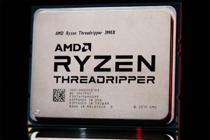 untitled 12 AMD เปิดตัวซีพียู AMD Ryzen Threadripper 3990X 64C/128T ความเร็ว 4.3 GHz Turbo วางจำหน่ายในราคา 3990 USD หรือประมาณ 119,700บาทไทย