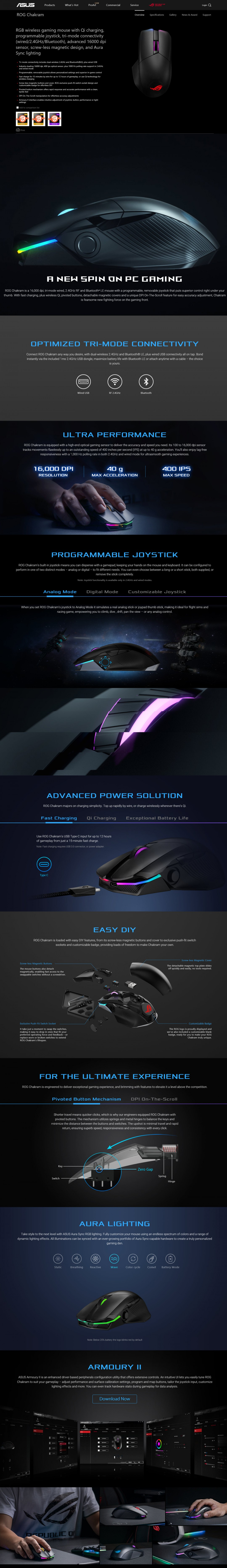 2020 01 09 21 59 56 ASUS ROG CHAKRAM RGB Wireless Gaming Mouse Review