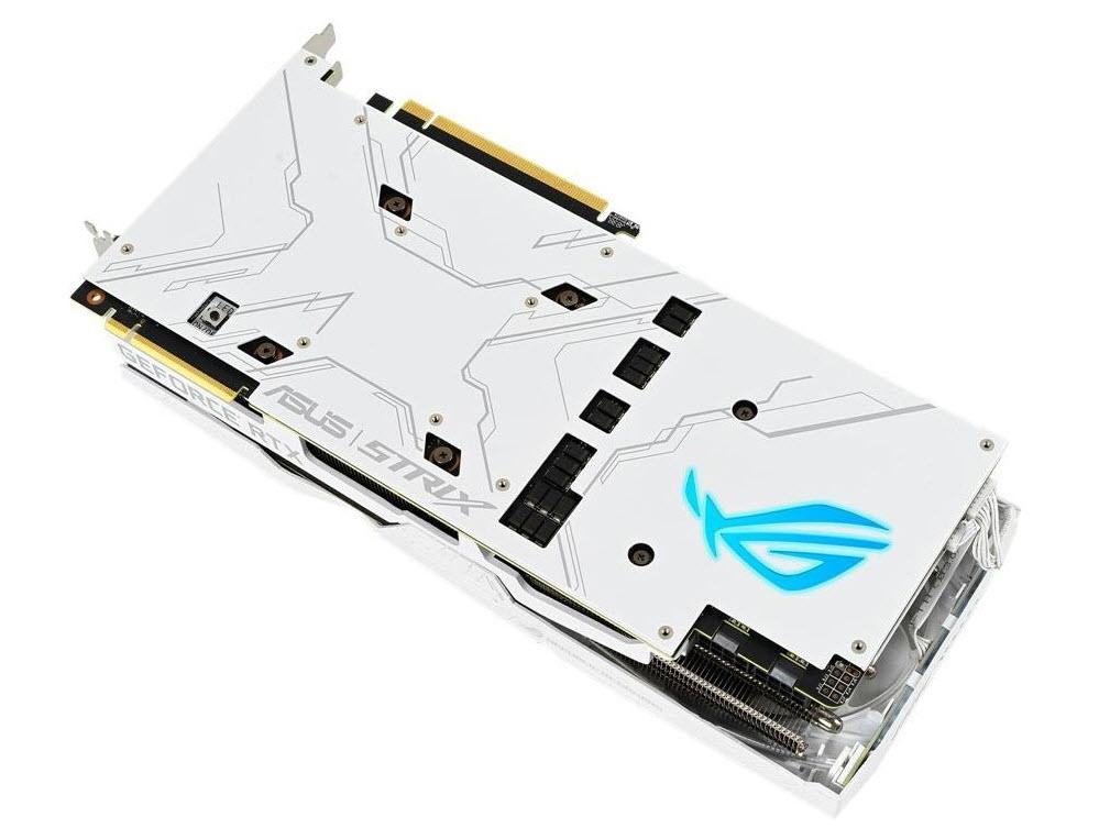 2020 02 04 9 46 12 เอซุสเปิดตัวการ์ดจอ ASUS GeForce RTX 2080 SUPER STRIX Snow White Edition รุ่นใหม่ล่าสุด