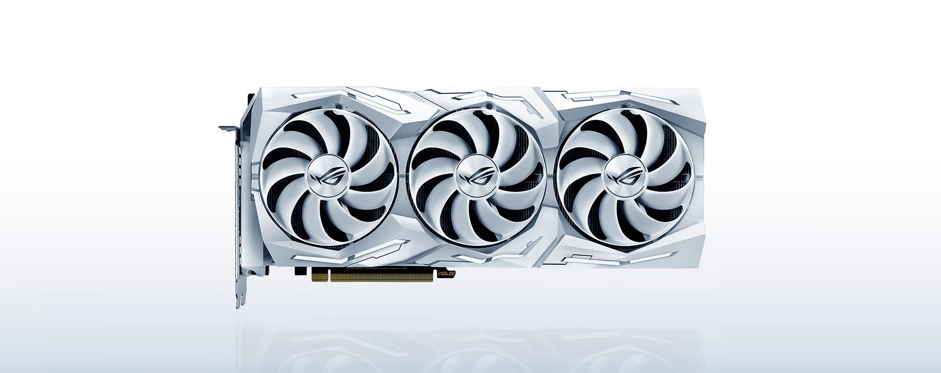 product kv เอซุสเปิดตัวการ์ดจอ ASUS GeForce RTX 2080 SUPER STRIX Snow White Edition รุ่นใหม่ล่าสุด