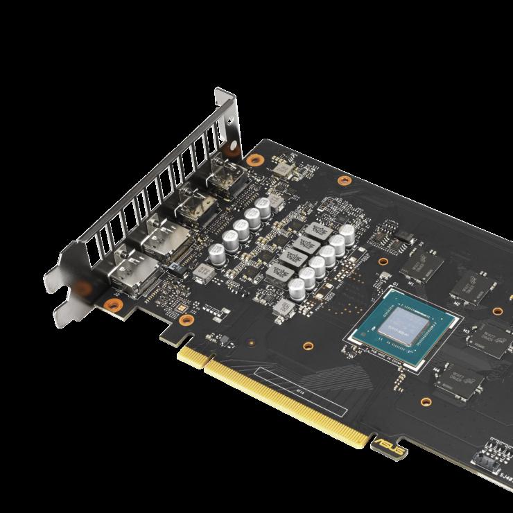 rog strix gtx1650 d6 image4 740x740 เอซุสเปิดตัวการ์ดจอ ASUS GeForce GTX 1650 D6 ซีรี่ย์ที่มาพร้อมแรม GDDR6 ในรุ่น ROG Strix และ TUF Gaming รุ่นใหม่ล่าสุด