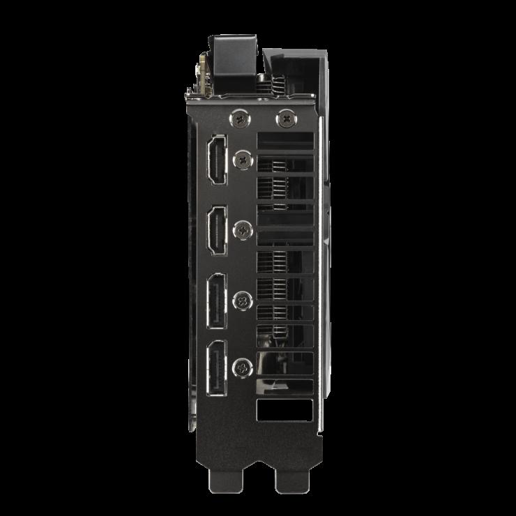 rog strix gtx1650 d6 io 740x740 เอซุสเปิดตัวการ์ดจอ ASUS GeForce GTX 1650 D6 ซีรี่ย์ที่มาพร้อมแรม GDDR6 ในรุ่น ROG Strix และ TUF Gaming รุ่นใหม่ล่าสุด