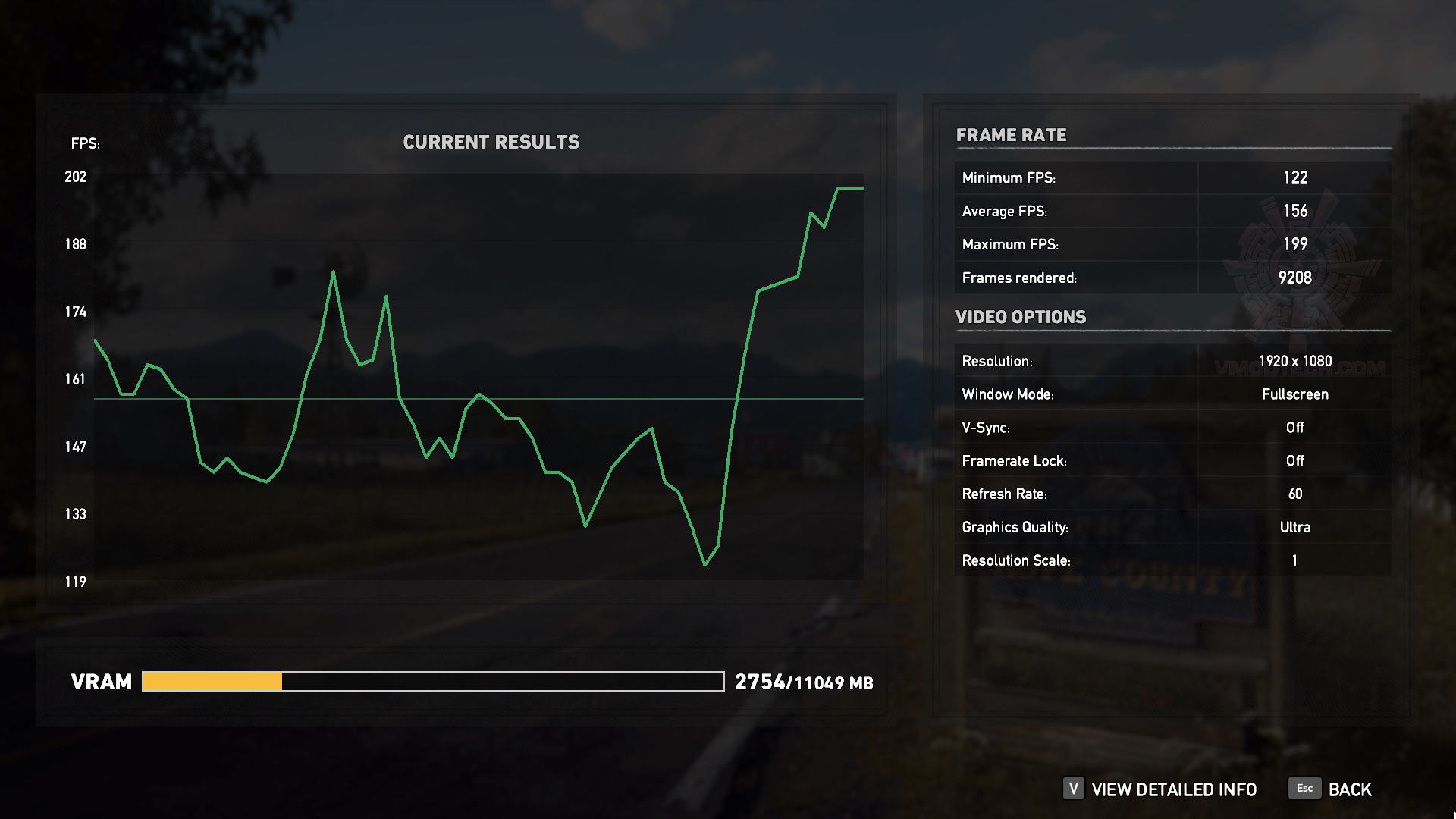 fc5 CPU Gaming Test Comparison Review