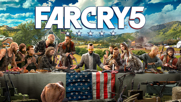 farcry5 CPU Gaming Test Comparison Review