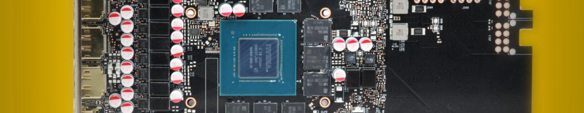 ga104 gpu hero 1200x234 ลือ!! NVIDIA GeForce RTX 3060 Ti รุ่นใหม่ล่าสุดเลื่อนเปิดตัวไปในช่วงเดือนธันวาคมนี้