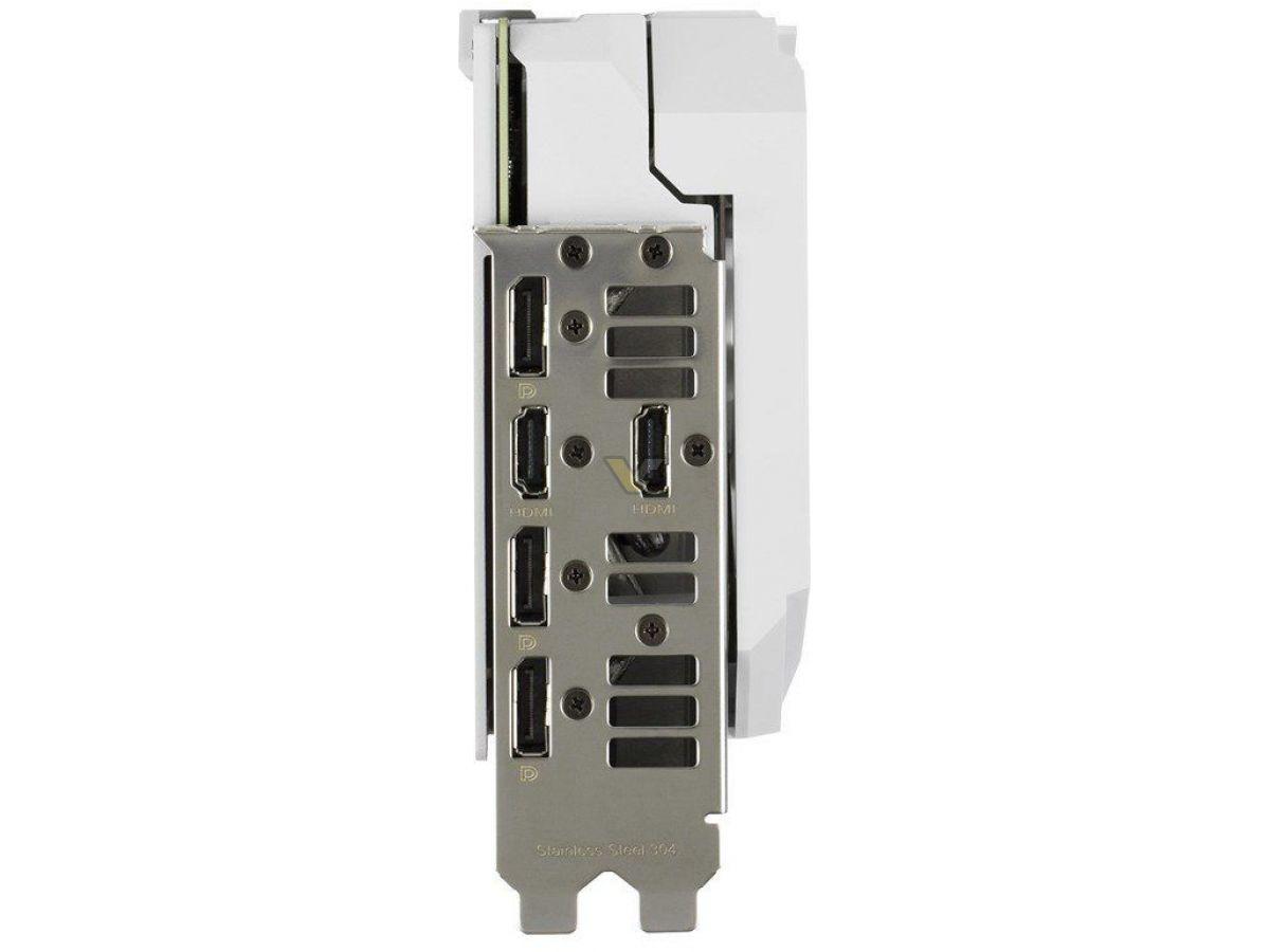 asus geforce rtx 3070 8gb rog strix white oc4 เอซุสเปิดตัวการ์ดจอ ASUS RTX 3090 ROG STRIX White OC , RTX 3080 และ RTX 3070 ทั้งหมด 3รุ่นใหม่ล่าสุด