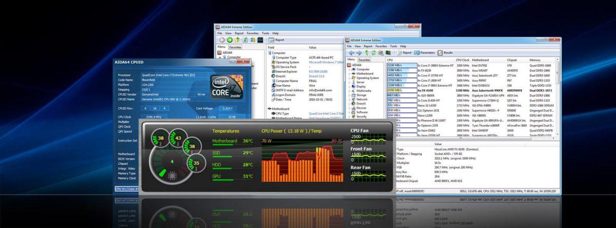 aida64 software 1200x444 พบข้อมูล AIDA64 เตรียมรองรับการ์ดจอ Nvidia GeForce RTX 3080 Ti ในรุ่นเดสก์ท็อปและ GeForce RTX 30 Mobile ที่ใช้งานในแล็ปท็อป