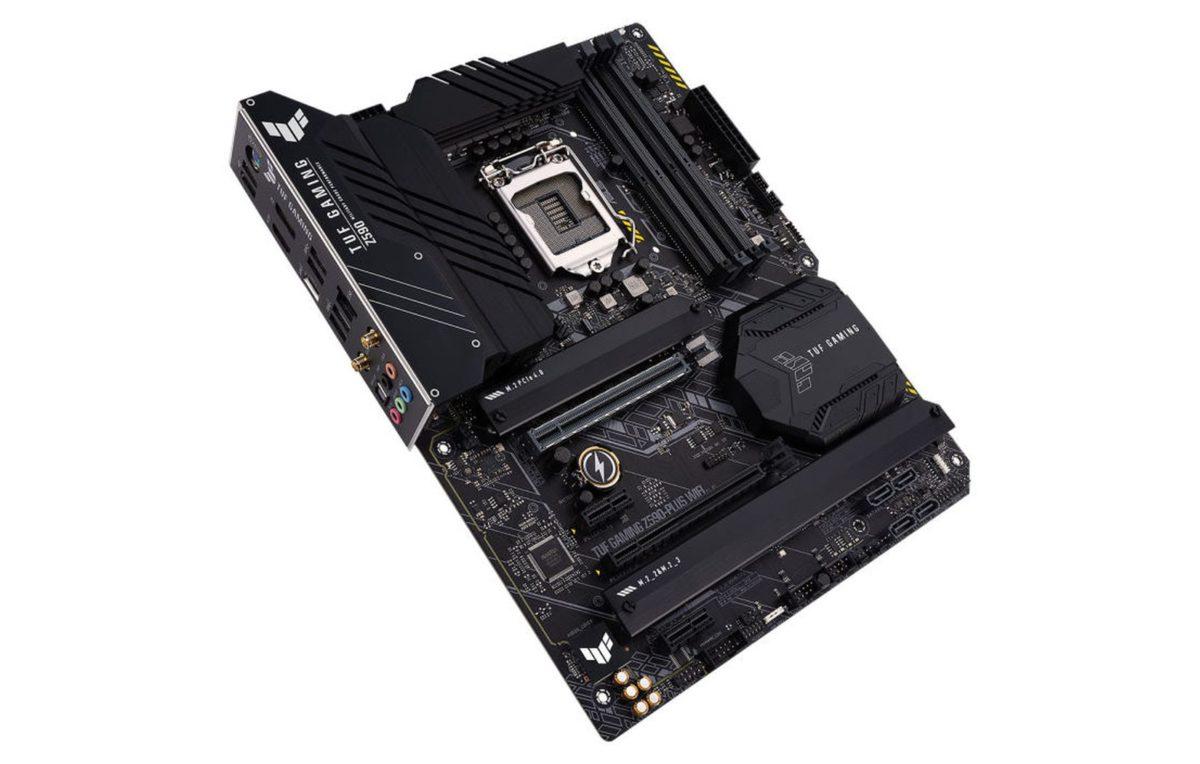 the tuf gaming z590 plus wifi videocardz 1200x764 เอซุสเปิดตัวเมนบอร์ด Z590 รุ่นใหม่ล่าสุด 5รุ่น ASUS ROG Maximus XIII, ROG Strix, TUF Gaming, และ Prime พร้อมวางจำหน่ายเร็วๆนี้