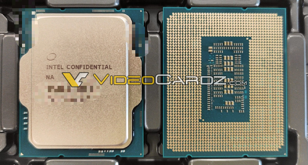 intel 12th gen core alder lake s cpu 1200x644 หลุดข้อมูลซีพียู Intel Alder Lake S สถาปัตย์ 10nm SuperFin จำนวนคอร์ 16C/24T ความเร็ว 4GHz รองรับแรม DDR5 4800Mhz