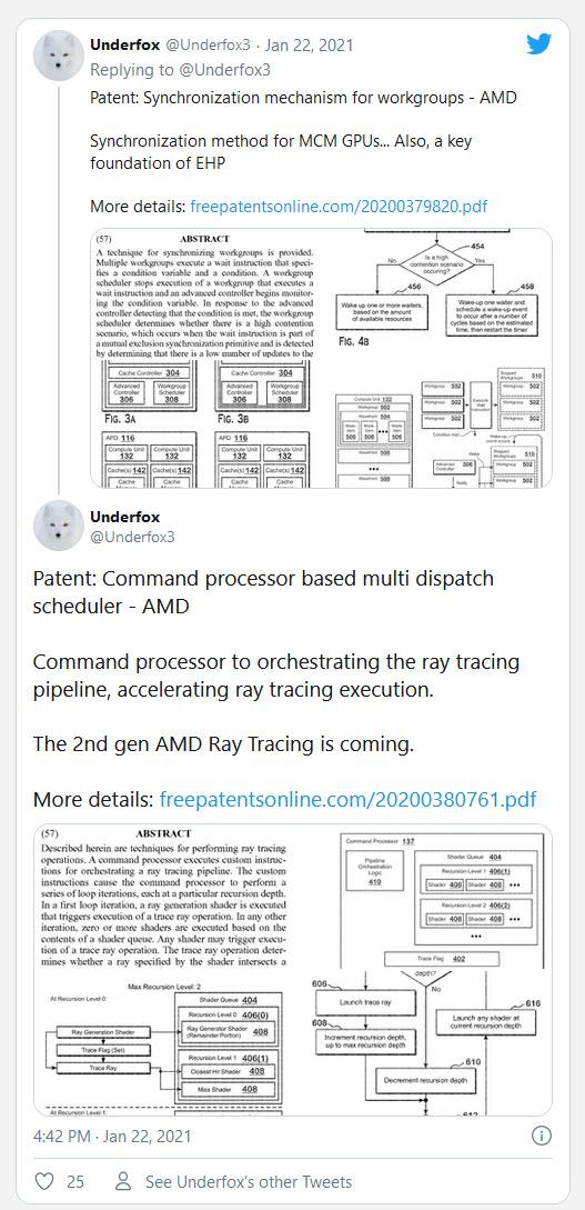2021 01 25 0 04 35 ลือ!! การ์ดจอ AMD Navi 31 หรือ RDNA 3 รุ่นใหม่จะใช้ชิปแบบ Chiplet หรือ MCM แบบหลายชิปรวมกันมีจำนวนคอร์มากถึง 10240 Cores กันเลยทีเดียว