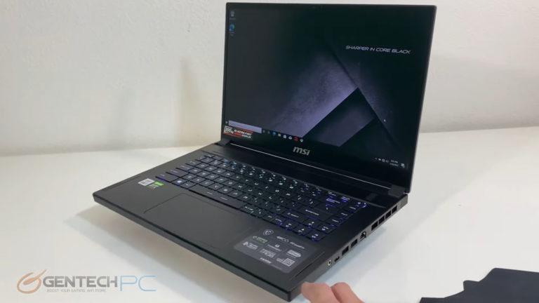 msi gs66 stealth 768x432 เผยผลทดสอบการ์ดจอ Nvidia GeForce RTX 3070 Max P มีประสิทธิภาพแรงกว่ารุ่น Max Q มากถึง 30% กันเลยทีเดียว
