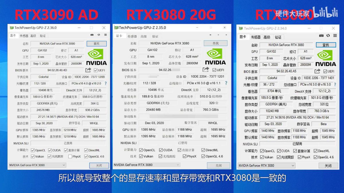 nvidia geforce rtx 3080 ti 20gb cpuz 1200x675 หลุดผลทดสอบการ์ดจอ NVIDIA GeForce RTX 3080 (Ti) 20GB รุ่นใหม่ล่าสุดแรงไล่จี้ RTX 3090 กันเลยทีเดียว