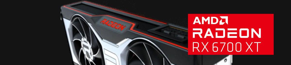 amd radeon rx 6700 xt hero 1200x268 ค่อนข้างชัวร์!! การ์ดจอ AMD Radeon RX 6700 XT จะมีความจุแรม 12GB GDDR6