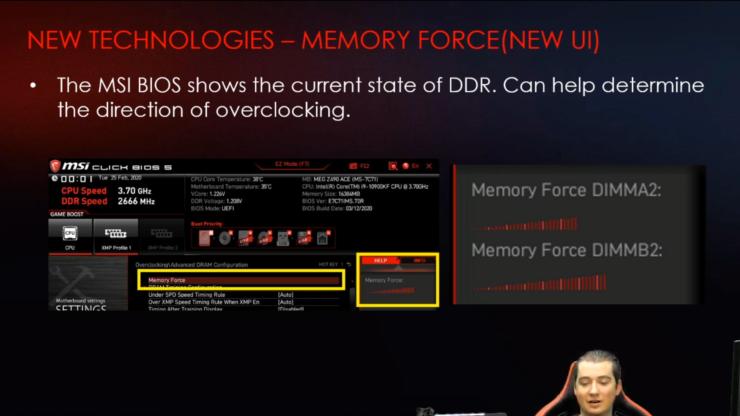 msi b560 h510 motherboards intel 10th gen 11th gen desktop cpus   prices specs   memory overclock  4 740x416 หลุดข้อมูลเมนบอร์ด MSI B560 และ H510 รุ่นกลาง+เล็กเน้นประหัดวาจำหน่ายในราคาประมาณ 2,XXX   5,XXXบาทพร้อมรองรับแรมสูงถึง 5200Mhz กันเลยทีเดียว