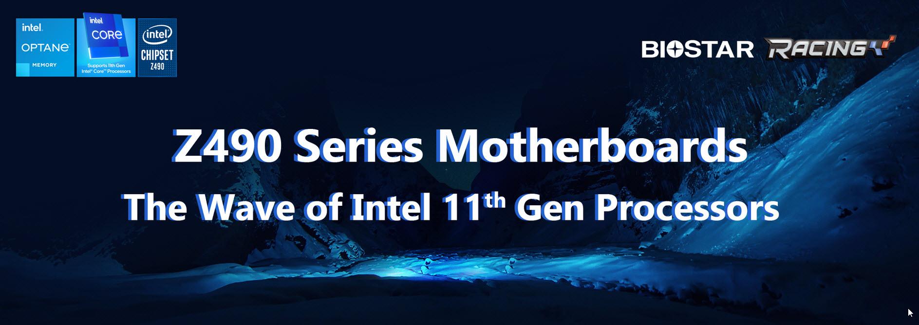 2021 03 12 10 51 52 BIOSTAR ประกาศเมนบอร์ด Z490 สามารถรองรับการใช้งานซีพียู Intel 11th Gen รุ่นใหม่ล่าสุดได้อย่างเต็มประสิทธิภาพการทำงาน