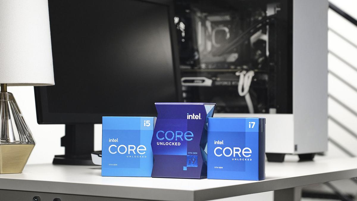 3 INTEL เปิดตัวซีพียู Intel 11th Gen รุ่นที่ 11 ใหม่ล่าสุดในรหัส Rocket Lake สถาปัตย์ Cypress Cove Core รุ่นใหม่ล่าสุดมากถึง 30รุ่น พร้อมเปิดให้ Pre Oder ได้แล้วและได้ของประมาณต้นเดือนหน้า
