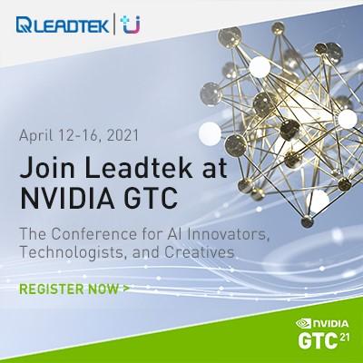 Leadtek ขอเชิญผู้ที่สนใจเข้าร่วมงาน NVIDIA GTC 2021 งานที่จะเปิดโลกแห่งอนาคตที่คุณไม่ควรพลาด !!ลงทะเบียนได้แล้ววันนี้ ฟรี!!