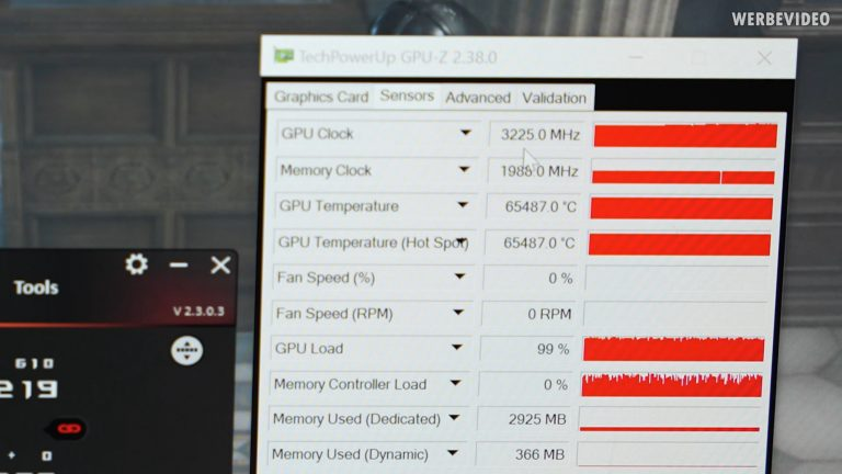 powercolor rx6900lq ult 32ghz 2 768x432 การ์ดจอ AMD Radeon RX 6900 XT ถูกโอเวอร์คล๊อกทำลายสถิติโลกด้วยความเร็ว 3.2Ghz !!!