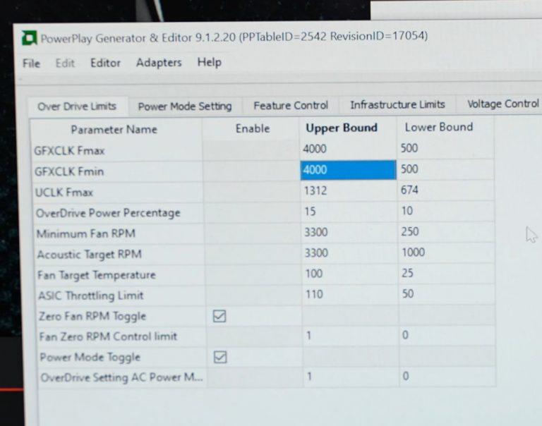 powercolor rx6900lq ult 32ghz 5 768x604 การ์ดจอ AMD Radeon RX 6900 XT ถูกโอเวอร์คล๊อกทำลายสถิติโลกด้วยความเร็ว 3.2Ghz !!!