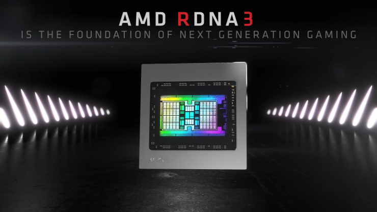 amd rdna 3 gpu navi 31 flagship for radeon rx gaming gpus 740x416 เผยข้อมูลการ์ดจอ AMD RDNA 3 รุ่นเกมส์มิ่งในชิป Navi 31 รุ่นใหม่ประสิทธิภาพแรงกว่ารุ่นเดิม 3เท่า ใช้เทคโนโลยี MCM มีจำนวนคอร์ 160 Compute Units มากกว่าหนึ่งหมื่นคอร์กันเลยทีเดียว