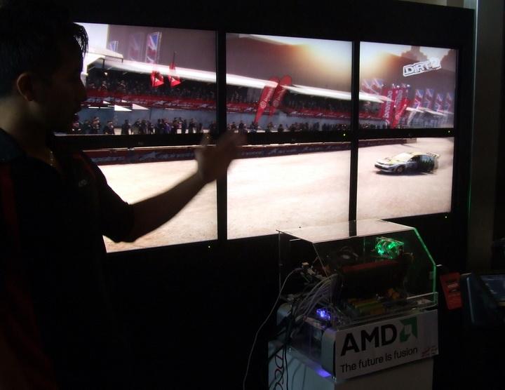 231 พาชมบรรยากาศงานเปิดตัว AMD VISION