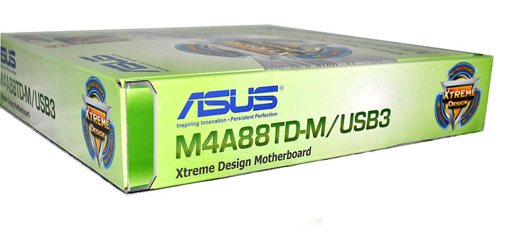 236 Asus M4A88TD M/USB3 Motherboard Review