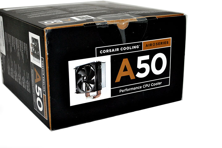 240 Corsair  A50 AIR Series  Review