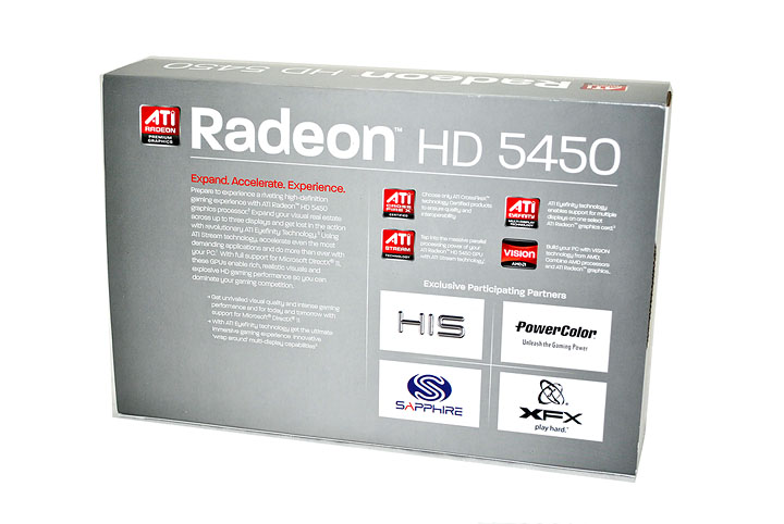 244 HIS Radeon HD 5450 Ram 1G Review