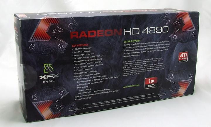 26 XFX HD 4890 @ AMD System