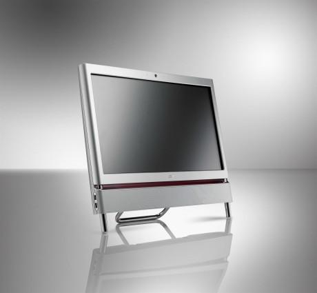 27 10 09 aspire z5610 1 custom เอเซอร์ เผยโฉม All in One Z5610  กับหน้าจอทัชสกรีน ที่รวมเทคโนโลยีไว้ในหนึ่งเดียว
