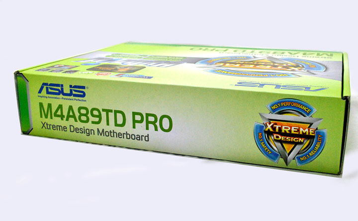 322 ASUS M4A89TD PRO Motherboard Review