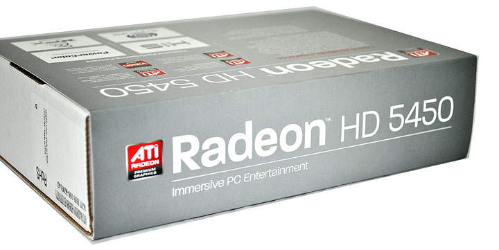 330 HIS Radeon HD 5450 Ram 1G Review