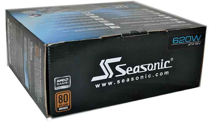 332 Seasonic S12 II Bronze 620W Review