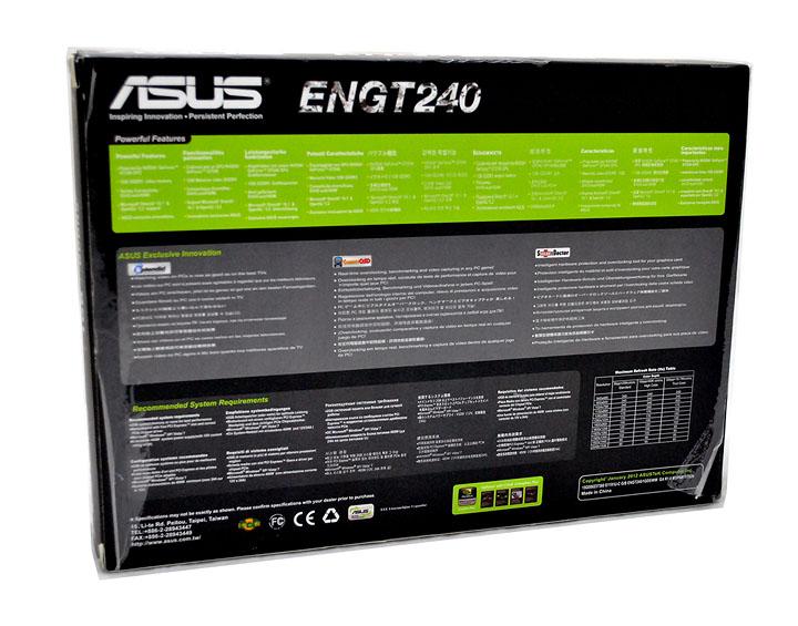 334 Asus ENGT240 1GB DDR5