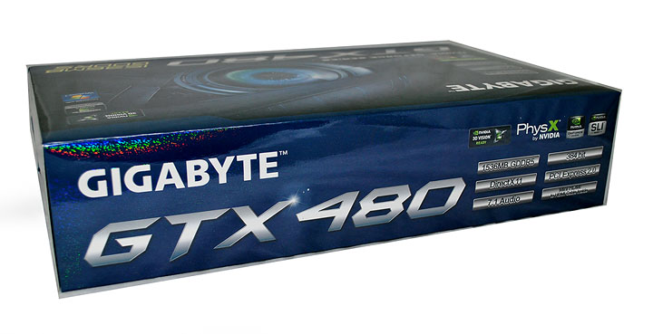 335 Gigabyte GTX480 1536MB  DDR5