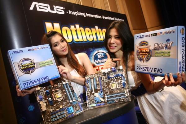 """410 อัสซุส แชมป์ยอดขายอันดับ 1 """"มาเธอร์บอร์ด"""" ในประเทศไทย"""