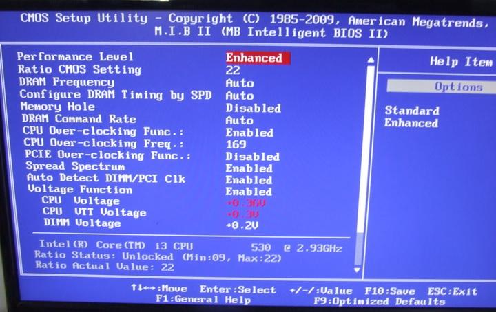 415 ECS  H55H I Review