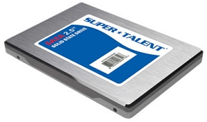 439716 SSD SuperTalent 220MB/s read, 200MB/s write, ราคาเริ่มที่ไม่ถึง7,200บาท!!