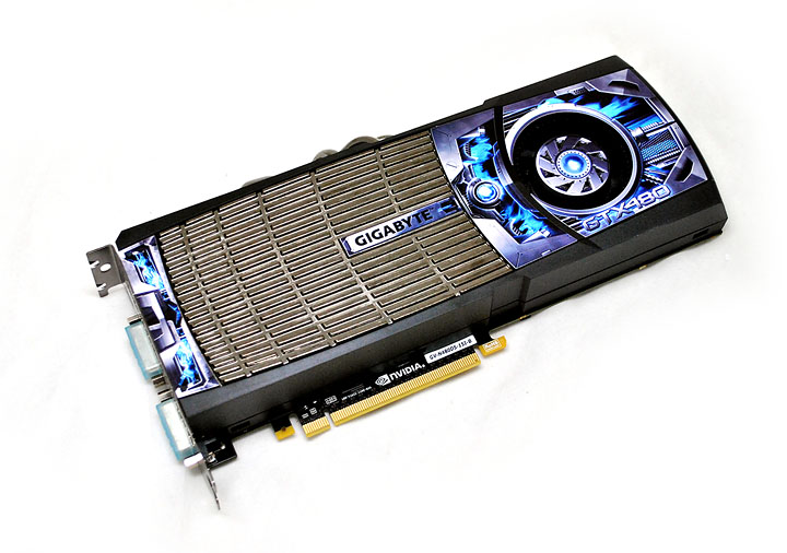 529 Gigabyte GTX480 1536MB  DDR5