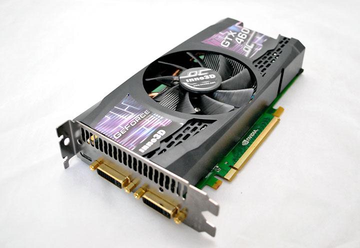 534 INNO GTX 460 1GB DDR5 OVERCLOCK