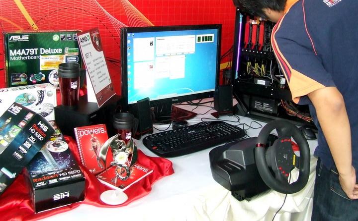 55 พาชมบรรยากาศงานเปิดตัว AMD VISION