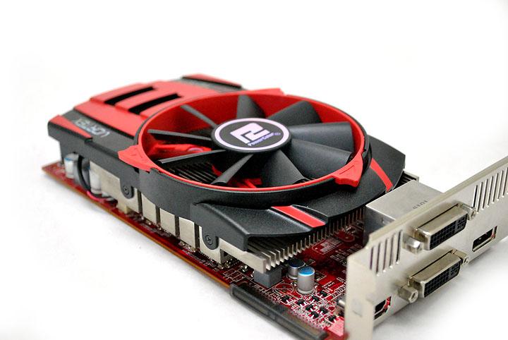 627 PowerColor Radeon HD5770 PCS+ VORTEX 1GB GDDR5 Review
