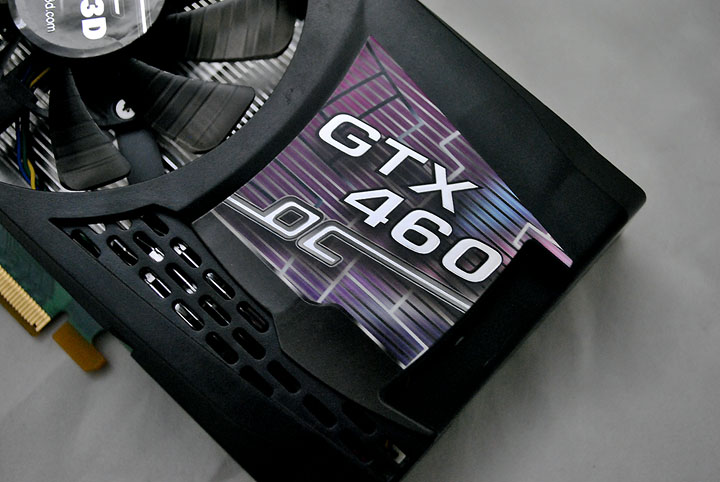 633 INNO GTX 460 1GB DDR5 OVERCLOCK