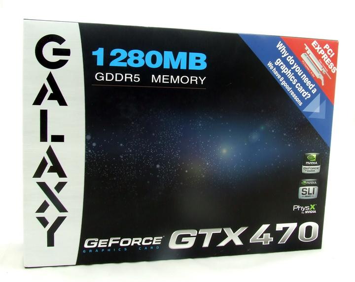 712 GALAXY GTX 470 1280MB SLI Review