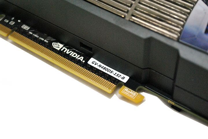 729 Gigabyte GTX480 1536MB  DDR5